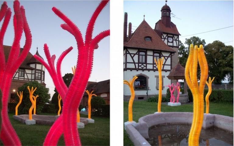 Kulturpalast Anwanden: Doppelbild